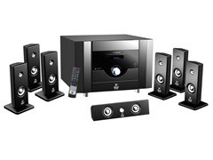 7.1 Channel Home Theater System with BT