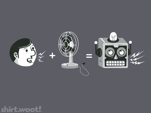 Theory of the Robot Voice by ndikol