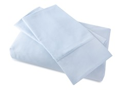 400TC 100% Cotton 4-Pc Set-Blue-2 Sizes