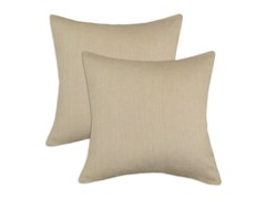 Circa 17X17 Pillows - Barley - Set of 2