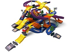72-Pc 3D Race Track Kit