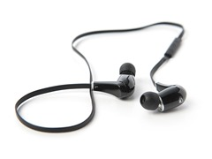 Bluetooth In-Ear Headphones - Black