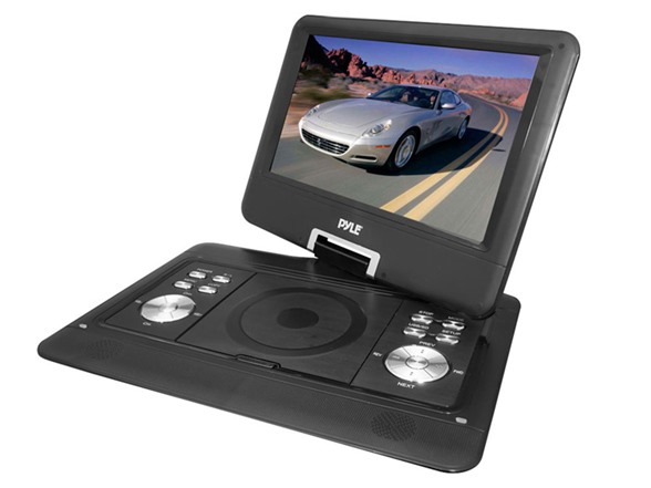 14 720p portable dvd player with mp3 mp4 usb sd. Black Bedroom Furniture Sets. Home Design Ideas