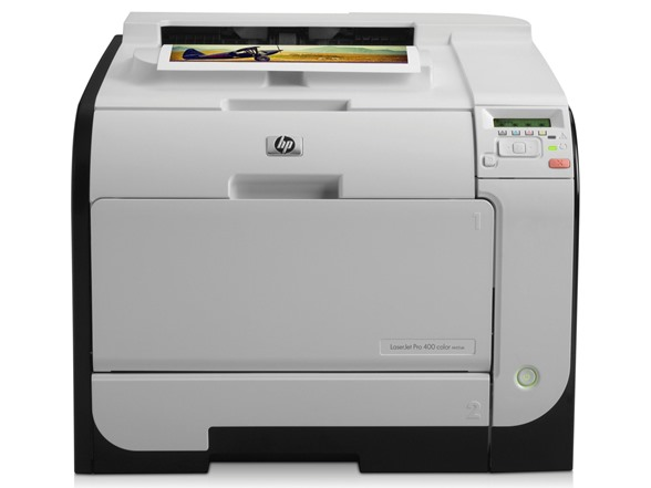 Hp Laserjet Pro 400 Color Laser Printer