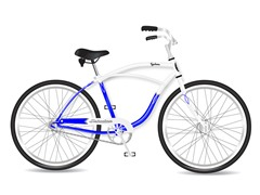 "Men's Typhoon 26"" Cruiser Bike"
