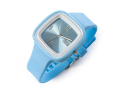 Flex Watch Mini Light Blue