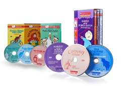 Scholastic Storybook Classics DVD Bundle - Your Choice