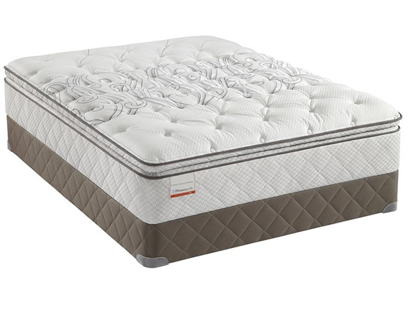 Meadow Mattress Only Firm Euro Pillowtop