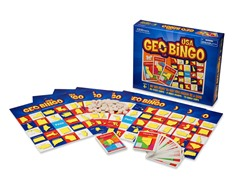 GeoBingo USA Game