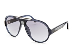 Women's Sunglasses, Blue/Gray Gradient