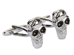 SD Man Skull Cufflinks