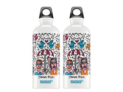 SIGG James Rizzi Aluminum Bottle 2pk