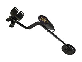 Bounty Hunter FAST Fast Tracker Metal Detector Black