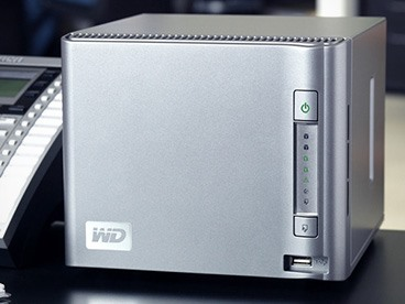 Western Digital ShareSpace Storage