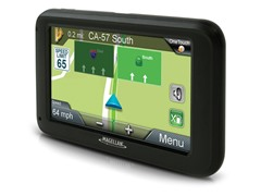 "Magellan 5"" GPS with Lifetime Maps"