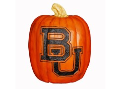Resin Pumpkin - Baylor