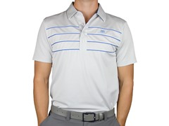 Travis Mathew Highline Polo - Grey (S)