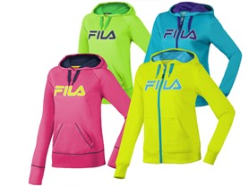 Fila Women's Performance Hoody 5 Colors