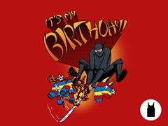 Ninja Birthday Unisex Tank