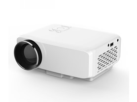 Aduro VP20 Portable LED Multimedia HD Projector