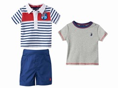Rugged Bear 3-Piece Short Set (12M-18M)