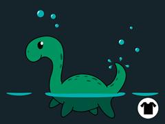 Swim, Little Nessie!