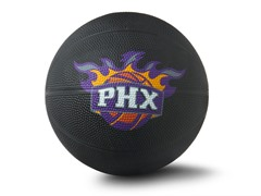 Phoenix Suns Primary Size 3 Ball