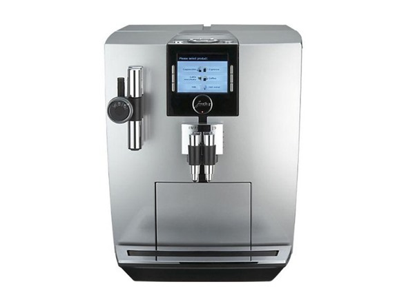 jura impressa one touch automatic coffee center. Black Bedroom Furniture Sets. Home Design Ideas