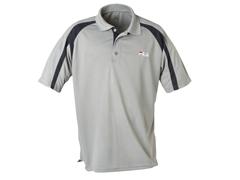 Polo Shirt Gray/Black