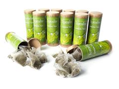 Teatulia Organic Green Tea (12)
