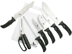 Field & Stream 9pc Big Game Knife Kit