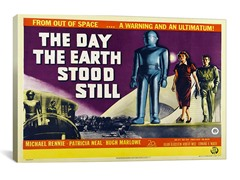 Day Earth Stood Still (2-Sizes)