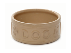 "Cane Dog Bowl 6"" x 2.5"""