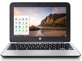 "HP 11"" 11-G3 Dual-Core 16GB Chromebook"