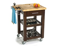 "Pro Chef 23.5x23.5"" Food Prep Station"