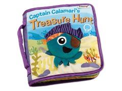 Soft Book - Treasure Hunt