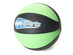 OGLO Green Basketball