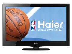 "Haier 24"" 1080p LED HDTV"