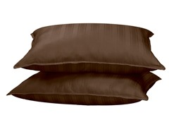 Jumbo Pillows-Chocolate 2Pk