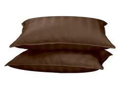 Jumbo Pillows-Chocolate 2Pk