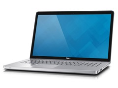 "Dell 17.3"" Intel i7 Touch Laptop - Aluminum"