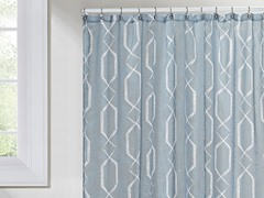 Arcadia Shower Curtain-3 Colors