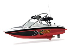 Master Craft FF Wake Board Boat - Red