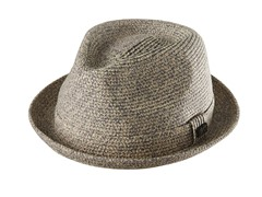 Bailey For Hollywood Billy Braided Hat, Melange