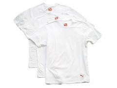 Crew Neck Shirt 3-Pack (Medium)