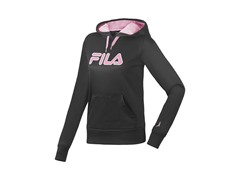 Fila Performance Hoody - Black/Lilac