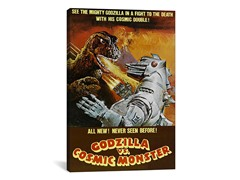 Godzilla Vs. Cosmic Monster (2-Sizes)