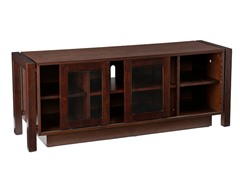 SEI Espresso TV Stand/Media Console