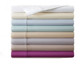 800 Thread Count 6-Piece Striped Sheet Set