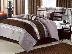 Castle Rock 8Pc Set-Brown-2 Sizes